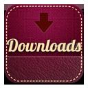 иконка загрузки, downloads,
