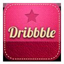 иконки dribbble,