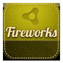 иконки fireworks,