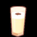 иконки коктейль, brandy eggnog,