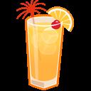 иконки коктейль, алкоголь, выпивка, harvey wallbanger,
