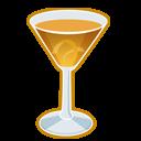 иконка коктейль, manhattan dry,