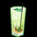 иконка мохито, алкоголь, mojito,