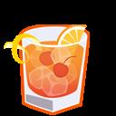 иконка алкоголь, коктейль, поило, old fashioned,