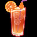 иконки коктейль, алкоголь,