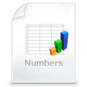 иконки numbers,
