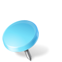 иконки канцелярская кнопка, drawing pin,