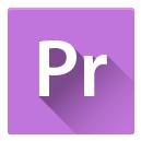 иконки premiere pro, premiere,