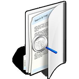 иконки  папка, поиск, folder search,