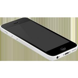 иконка iphone, iphone 5c, телефон,