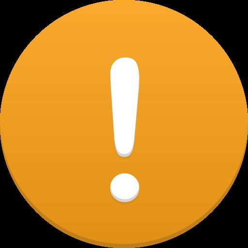 иконка предупреждение, оповещение, alert,