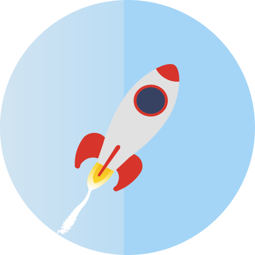 иконки ракета, стартап, startup,