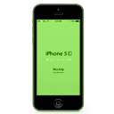 иконки iphone, iphone 5c, green iphone 5c, зеленый iphone 5c,