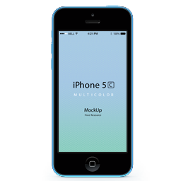 иконки iphone, синий iphone 5c, iphone 5c, blue iphone 5c,