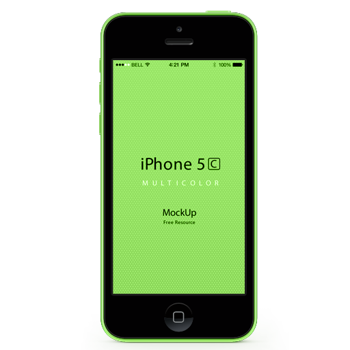 иконка iphone, iphone 5c, green iphone 5c, зеленый iphone 5c,