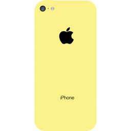 иконки iphone, iphone 5c, yellow iphone 5c, желтый iphone 5c,