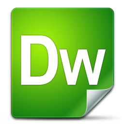 иконка adobe dreamweaver,