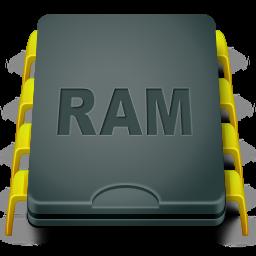 иконки микросхема, device ram,