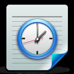 иконка планировщик, задачи, время, часы, работа, document, scheduled tasks,
