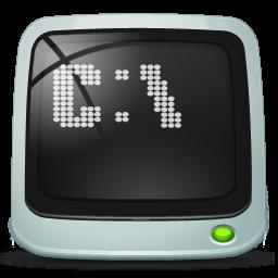 иконки cmd, консоль, shell run,