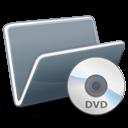 иконки папка, диск, dvd,