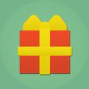 иконки подарок, cadeau,