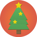 иконки елка, новогодняя елка, новый год, sapin,