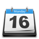 иконки календарь, calendar,