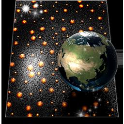 иконки  галактика, космос, планета, мир,