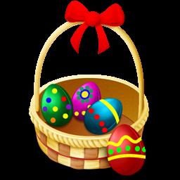 иконки пасха, корзина, яйцо, яйца, basket,