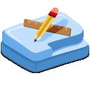 иконки приложения, папка, apps,