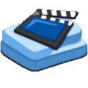 иконка мои видеозаписи, папка, movies,