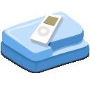 иконки ipod, папка,