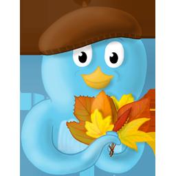 иконки leaves,