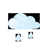 иконки дождь, погода, lightcloud, rain,