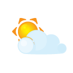 иконки солнце, облака, облако, погода, sun, lightcloud,