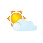 иконки  облака, солнце, sun, littlecloud,