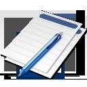 иконка редактировать, блокнот, запись, писать,  edit,