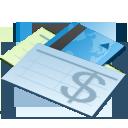 иконки счет, invoice, деньги, кредитка,