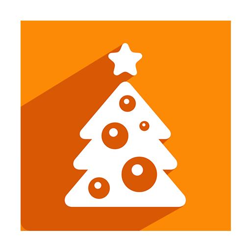 иконки елка, новый год, новогодняя елка, рождество,