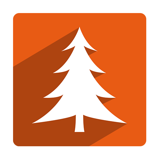 иконки елка, ель, дерево, природа,