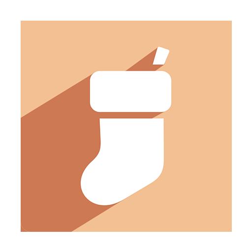 иконки носок, новый год, sock, новогодний носок,