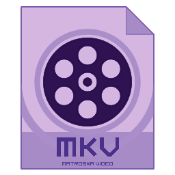 иконка mkv,