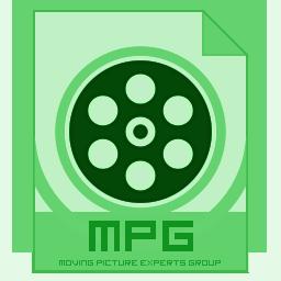 иконки mpg,