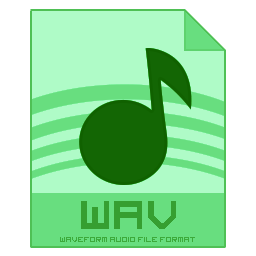 иконки wav,