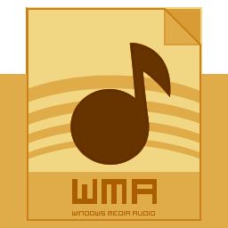 иконки wma,