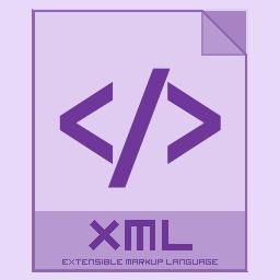 иконки xml,