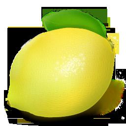 иконки лимон, фрукты, фрукт, lemon,