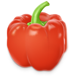иконки перец, красный перец, pimiento,