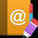 иконка редактировать, addressbook edit,